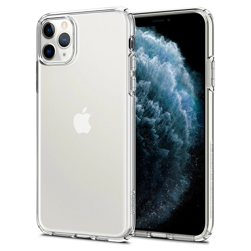 Spigen iPhone 11 Pro Max Liquid Crystal 保護殼