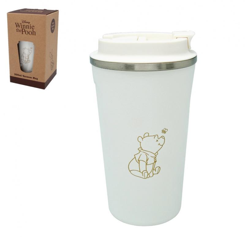 Marvel/小熊維尼 真空冷熱咖啡保溫杯 [2款]