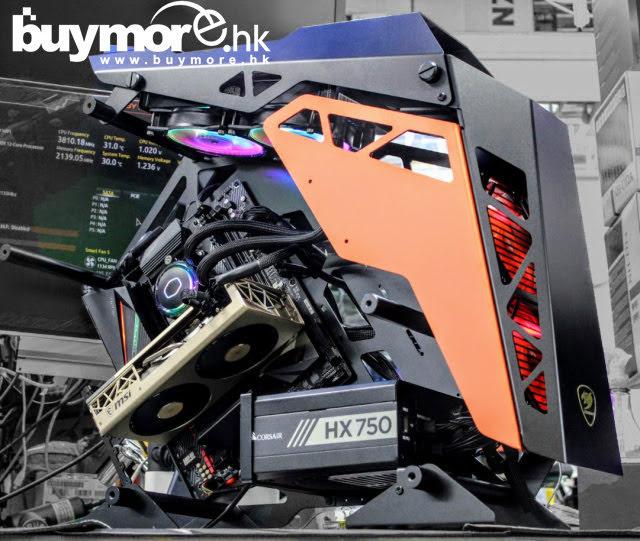 💡【Whatsapp:69696926查詢遊戲組合】AMD Ryzen 9 3900X/GIGABYTE X570 AORUS PRO WIFI/Corsair Vengeance 16G/Intel SSD 760p NVMe SSD/MSI Radeon RX5700XT EVOKE/COUGAR CONQUER/HX750