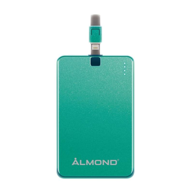 ALMOND - BM-06 MFI 6000mAh 超輕薄移動電源 【行貨保養】