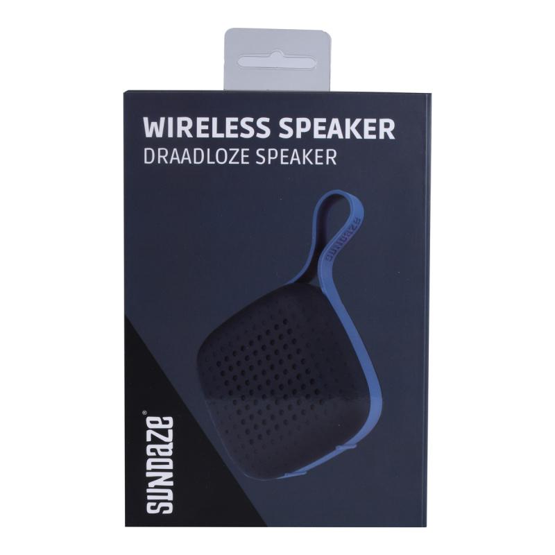 方型藍牙喇叭 藍牙音箱 可攜式揚聲器 - 黑色