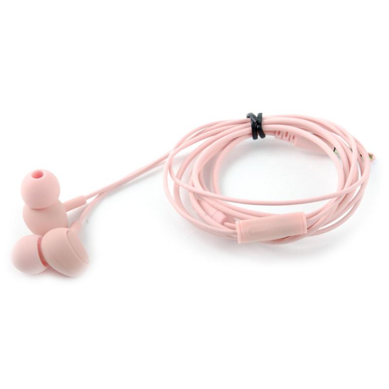 Sundaze 入耳式耳機 耳筒 粉紅色