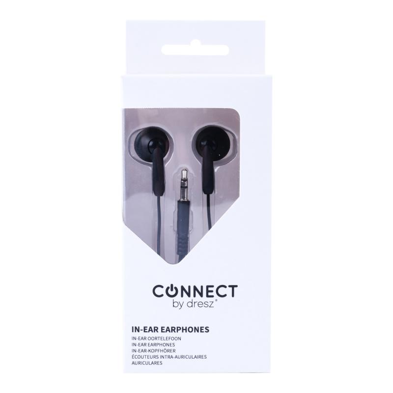 Connect 耳機 耳筒 黑色