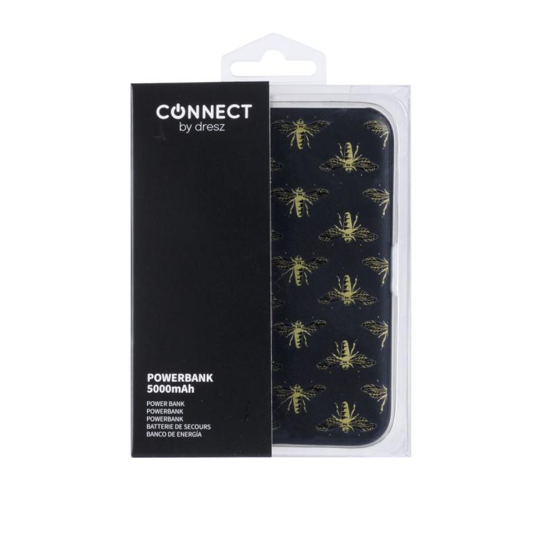 Connect 5000mah 移動電源 外置充電器 奶媽 尿袋- 金蜜蜂
