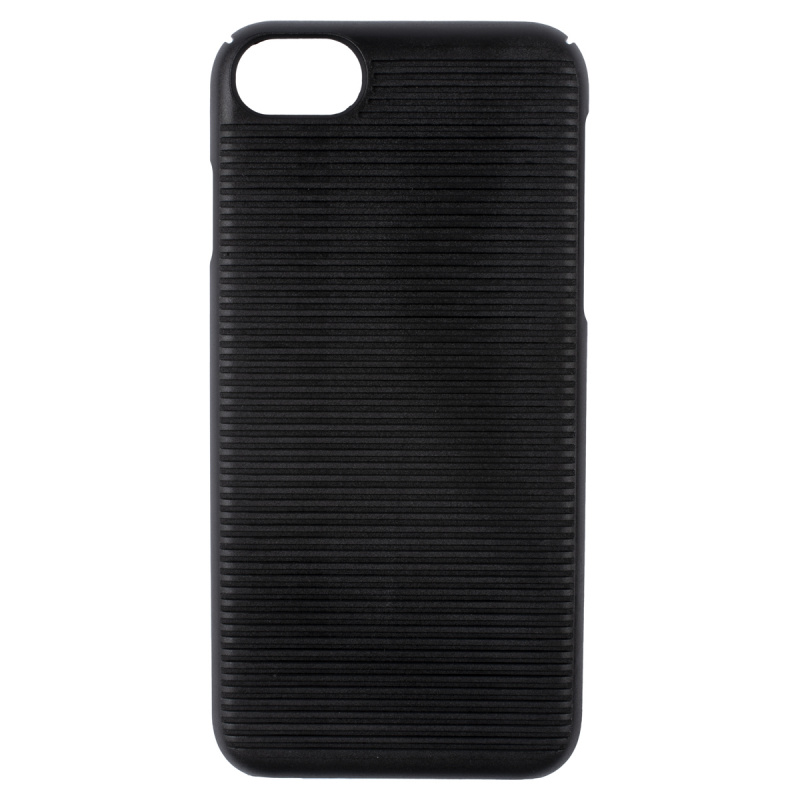電話殻 手機殼 iphone 6 / 6s iphone 7 iphone 8 保護殼 - 插字款黑色 letterboard phonecase