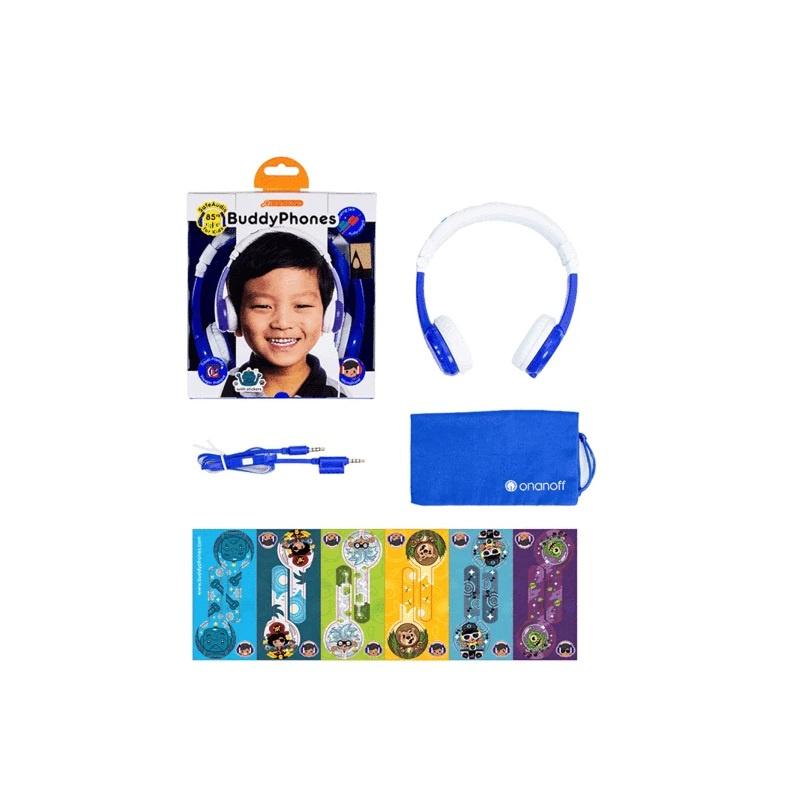 Buddyphones Explore Foldable 【行貨保養】