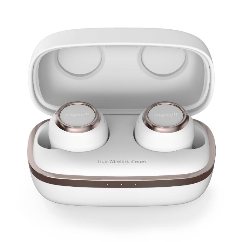 Maxell 真無線藍牙耳機 MXH-BTW1000 [2色]