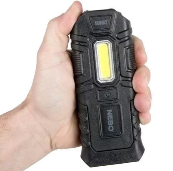 Nebo Armor 3 LED手電筒 NE6526