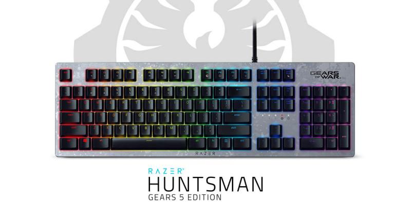 Razer Gear 5 Edition Huntsman Gaming Keyboard
