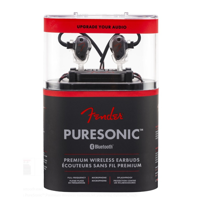 Fender PureSonic Premium Wireless Earbuds 【行貨保養】