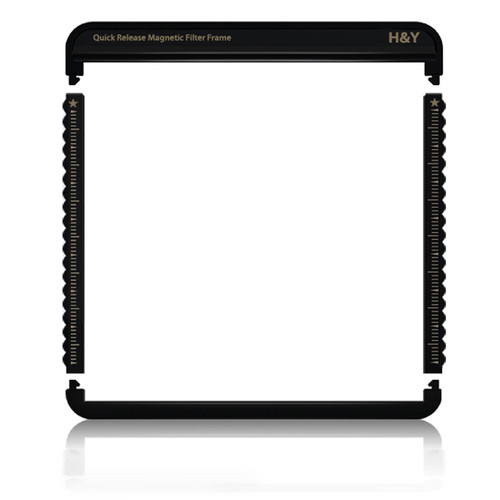 H&Y Filters 100 x 100mm Quick Release Magnetic Filter Frame
