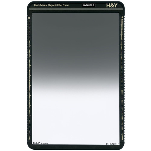 H&Y 100 x 150mm K-Series Soft Gnd w/Quick Release Magnetic Filter Frame