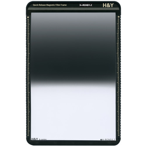 H&Y 100 x 150mm K-Series Reverse-Gnd w/Quick Release Magnetic Filter Frame