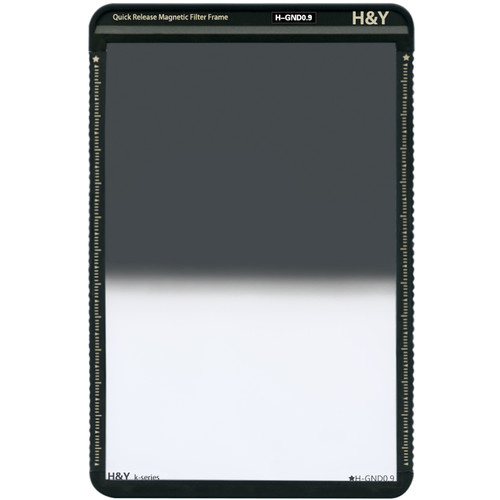 H&Y 100 x 150mm K-Series Hard-Gnd w/Quick Release Magnetic Filter Frame