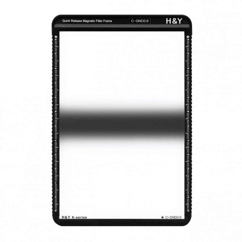 H&Y 100 x 150mm K-Series Centre-Gnd w/Quick Release Magnetic Filter Frame