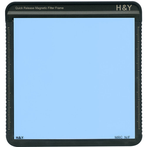 H&Y Filters 100 x 100mm HD MRC Pure Night Filter w/Quick Release Magnetic Filter Frame