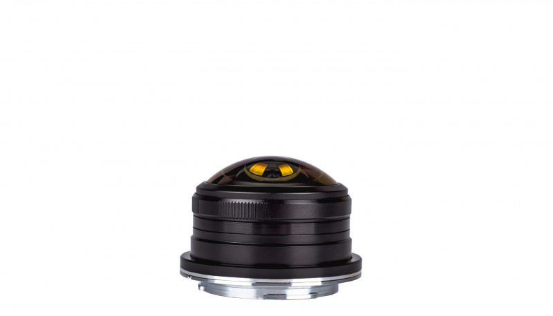 LAOWA 4MM F/2.8 MFT魚眼鏡