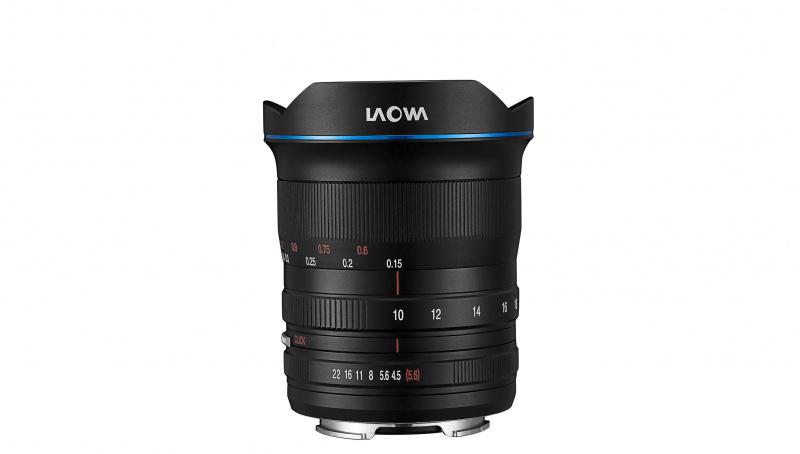 LAOWA 10-18MM F/4.5-5.6 全幅超廣角變焦鏡頭