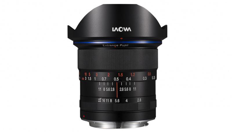 LAOWA 12MM F/2.8「零變形」鏡頭