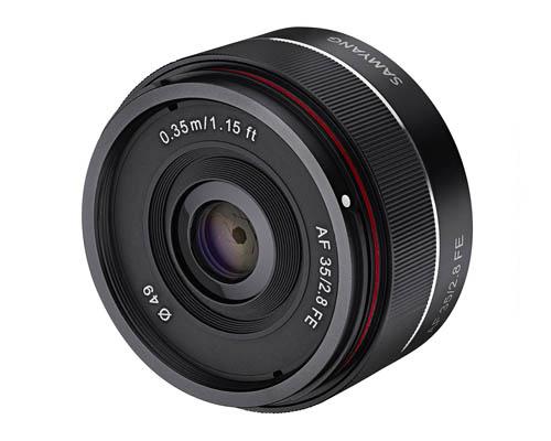 Samyang 森養 AF 35mm F2.8 FE 自動對焦鏡頭 (Sony E 接口)