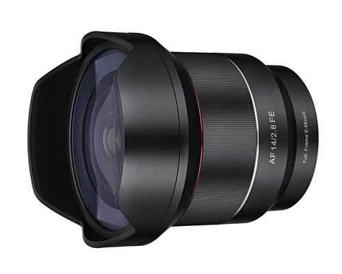 Samyang 森養 AF 14mm F2.8 FE 自動對焦超廣角鏡頭