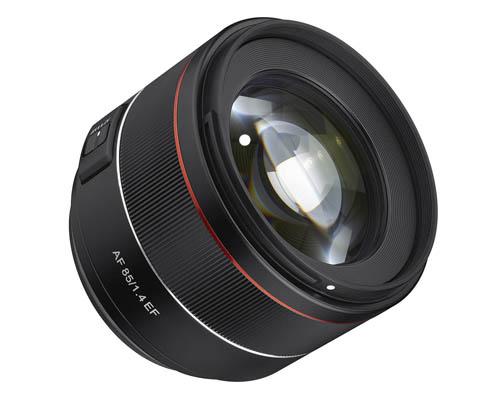 Samyang 森養 AF 85mm F1.4 EF 自動對焦鏡頭