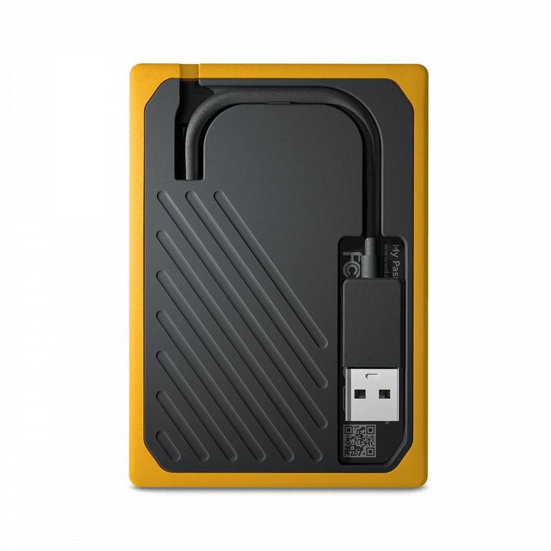 WD My Passport Go USB3.0 External SSD Drive (2M 防震)