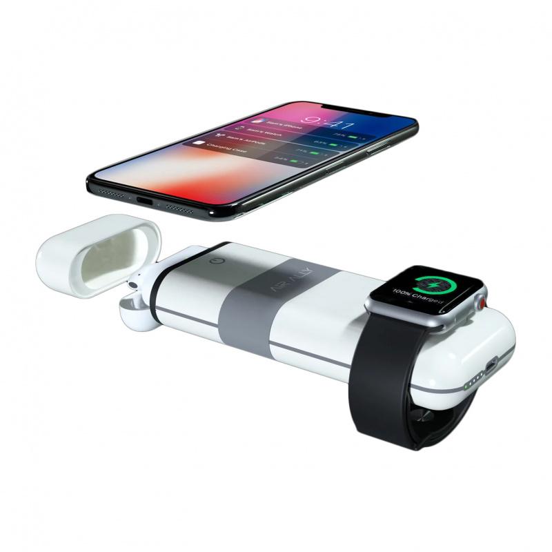 EGO Airally PC1 4合1 10000mAh Apple充電神器