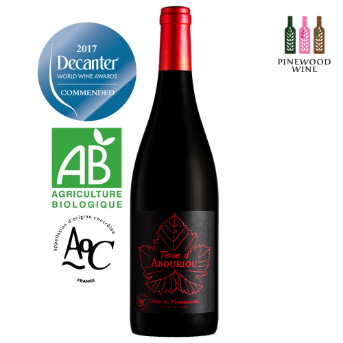 Terre d' Abouriou 法國阿布修大地有機紅酒 AOC Côtes du Marmandais 2019 [750ml]