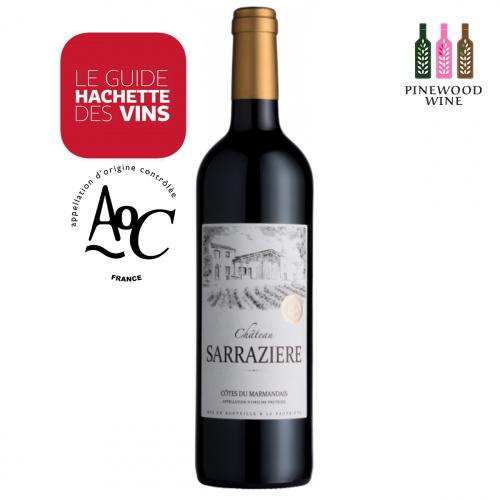 Château Sarraziere 法國嘉盛莊園紅酒 AOC Côtes du Marmandais 2018 750ml