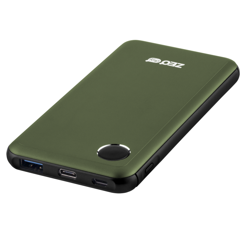 ZEOdigi next energy 10000mAh PD+QC 移動電源