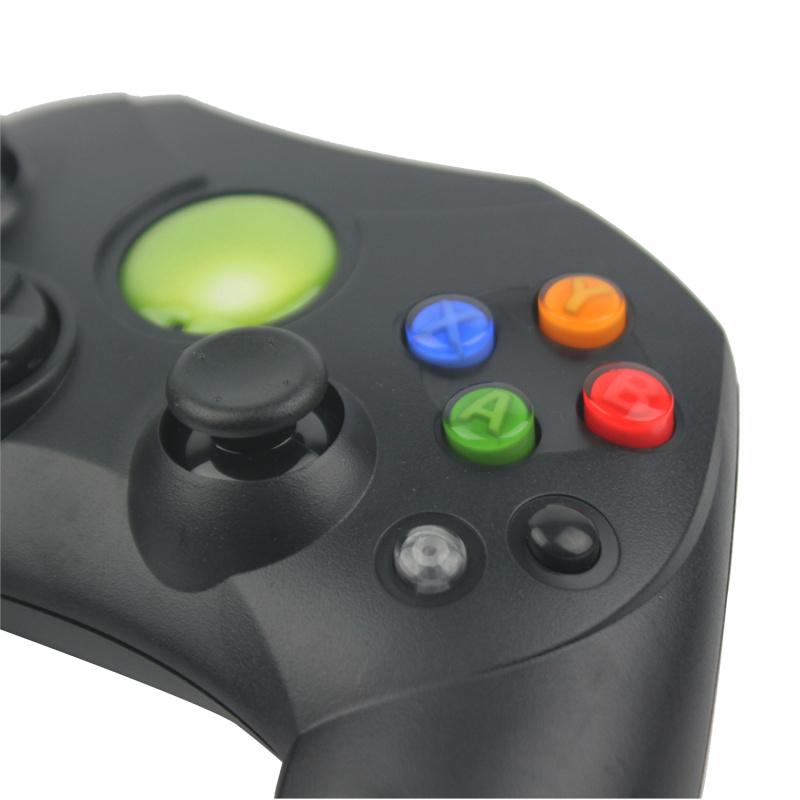 黑色有線Controller Gamepad遊戲手制控制器 適用於Xbox Gen.1 第一代