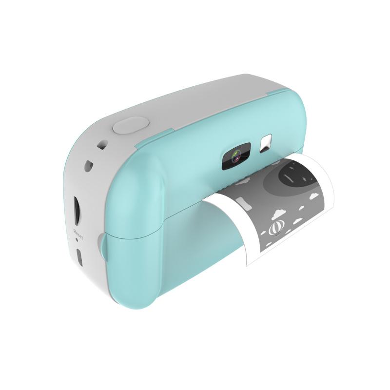 Anytek 兒童數碼相機+相片打印機