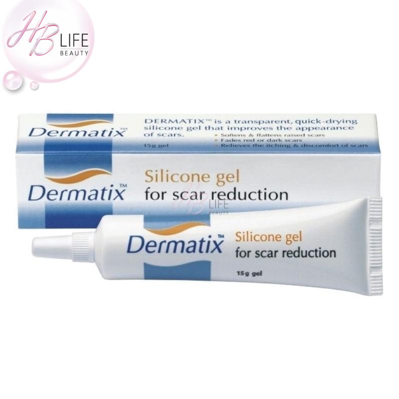 Dermatix 倍舒痕 祛疤膏(15克)