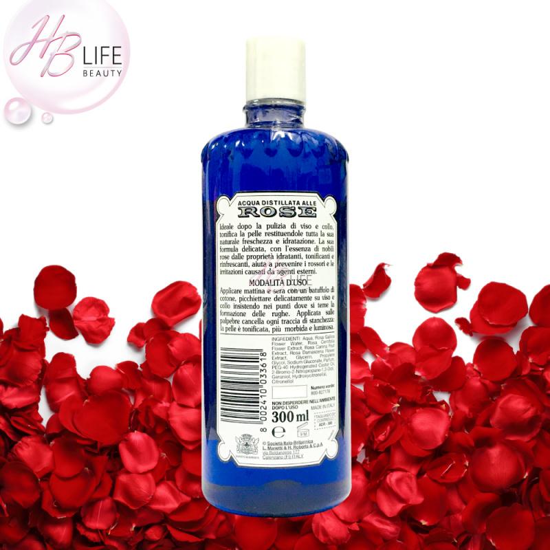 Manetti Roberts Acqua Alle 意大利百年古老玫瑰蒸餾爽膚水(300毫升)