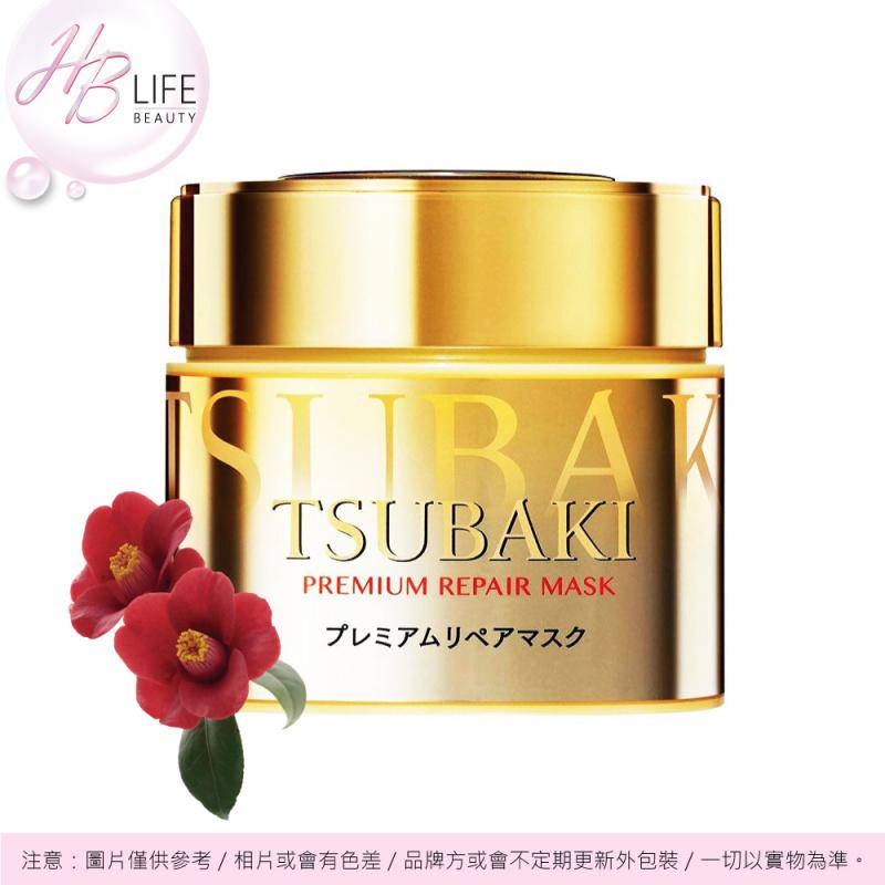 Shiseido TSUBAKI 0 秒滲透髮膜(180克)