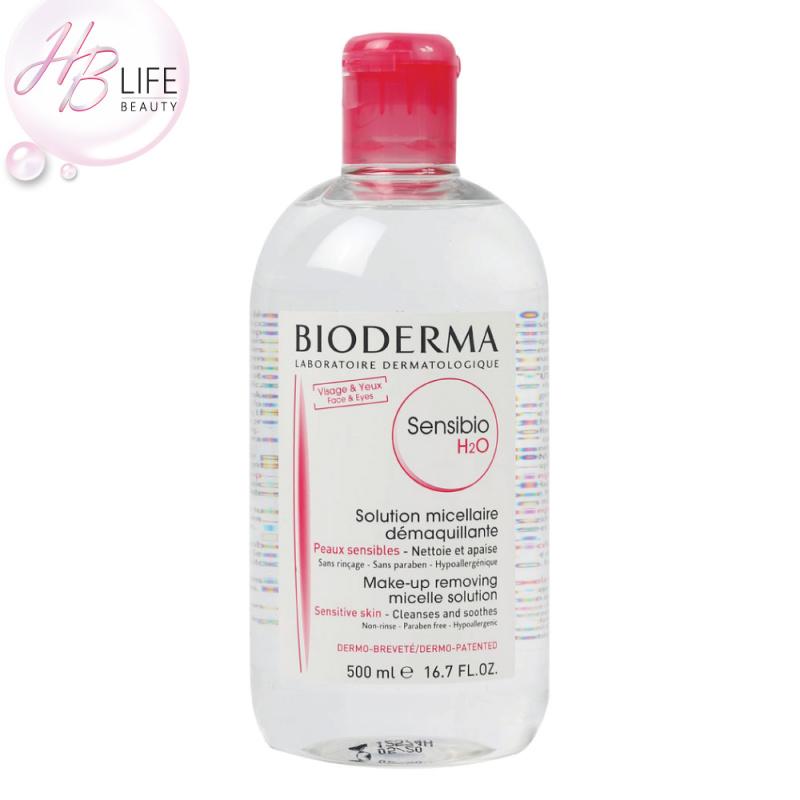 Bioderma 深層卸妝潔膚水(敏感性肌膚)(500毫升)