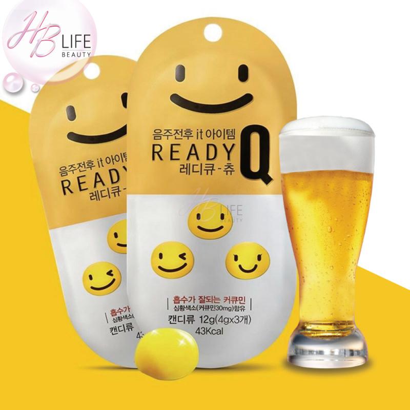 Ready Q 解酒糖 [3粒/包]