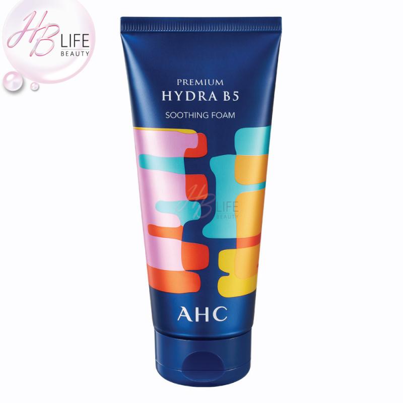 AHC 高效B5水潤舒緩潔面乳(180毫升)