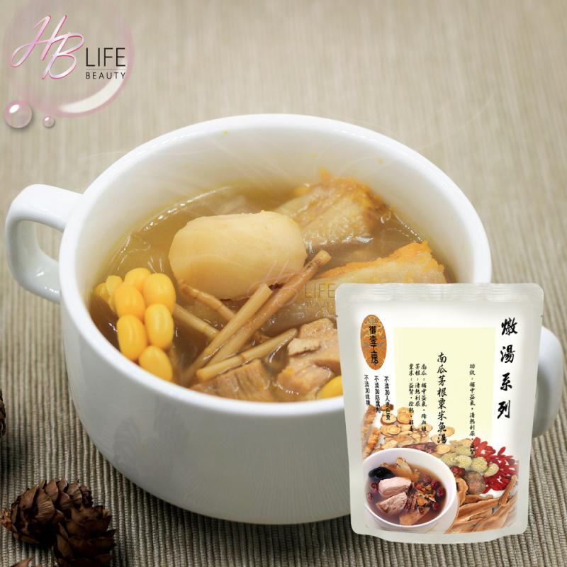 12 御壹工房 南瓜茅根粟米魚湯(400克)