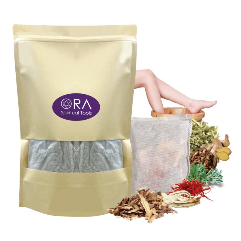 ORA 原藥材泡腳包(升級8味配方) (8包裝)