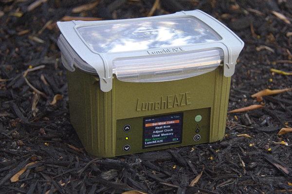 LunchEAZE 自動加熱飯盒