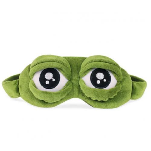 Pepe the Frog 睡眠冰敷冷療眼罩