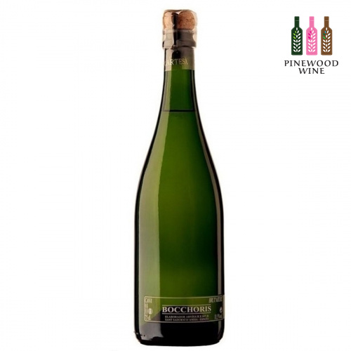 Bocchoris 復古西班牙博塞里斯卡瓦氣泡酒 Brut Nature Cava 750mL