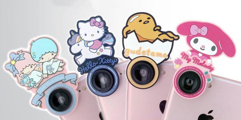 Sanrio - Cilp Lens 外置手機鏡頭