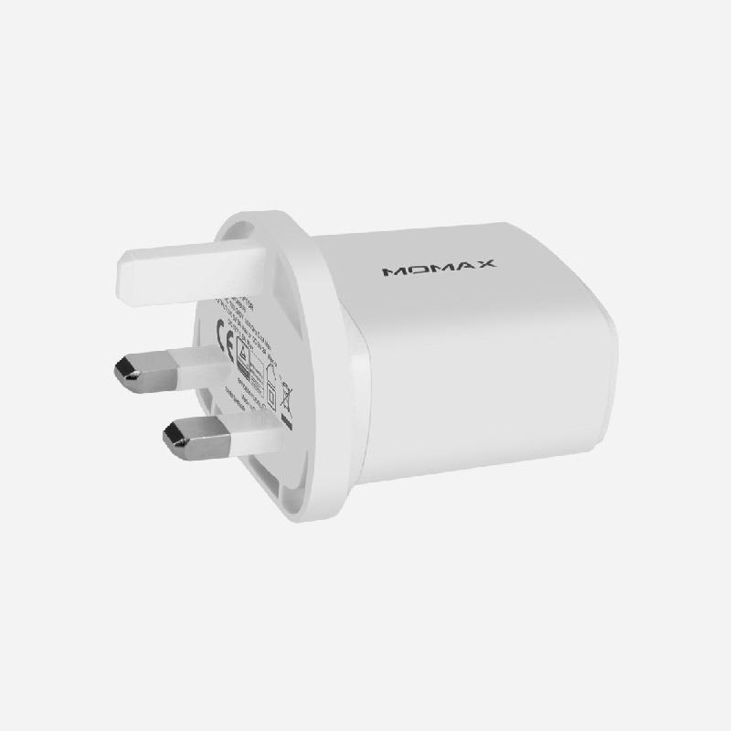 MOMAX ONE Plug USB Type-C PD 快速充電器 【行貨保養】