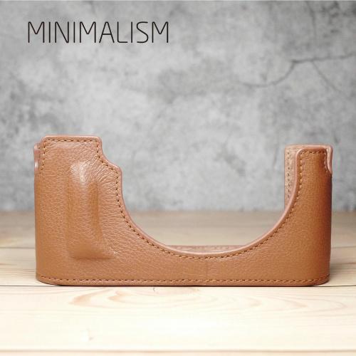 minimalism LEICA M10專用半套