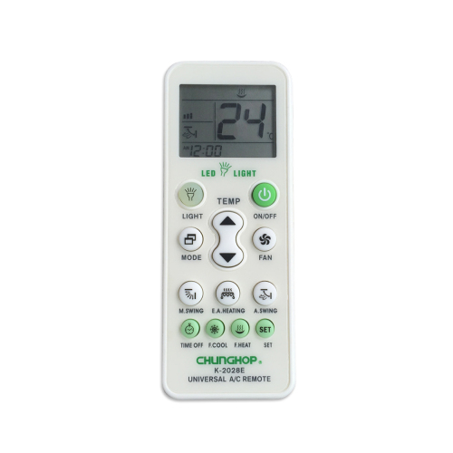 CHUNGHOP K2028E萬用冷氣搖控