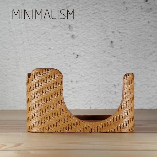 minimalism LEICA Q專用織皮半套