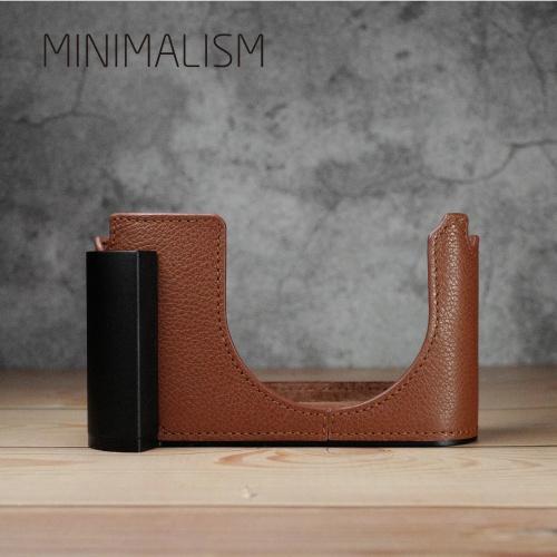 minimalism LEICA Q專用半套連手柄